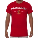 Fifth Sun Paraguay 2016 Copa America Tee - Red