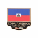 Haiti 2016 Copa America Collector Pin