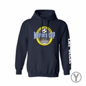 Las Vegas Mayor's Cup International Showcase Hoody - Youth - Navy