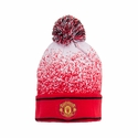 Manchester United Waffle Pompom Beanie