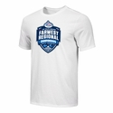 Men's Nike 2017 US Youth Soccer Region IV Championships LS Tee - White