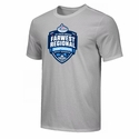 Men's Nike 2017 US Youth Soccer Region IV Championships Tee - Grey
