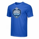Men's Nike 2017 US Youth Soccer Region IV Championships Tee - Royal