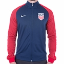Men's Nike USA Auth N98 Gold Cup Track Jacket - Midnight Navy