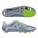 New Balance Furon 2.0 Hydra LE FG Soccer Cleats - Silver Mink