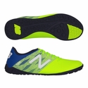 New Balance Furon Dispatch Turf Soccer Shoes- Green/Blue