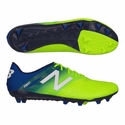 New Balance Furon Pro FG Soccer Cleats - Green/Blue