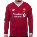 New Balance Liverpool FC 2017/2018 LS Home Jersey
