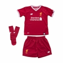 New Balance Liverpool FC 2017/2018 Toddler Home Kit