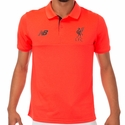 New Balance Liverpool FC Training Polo - Flame
