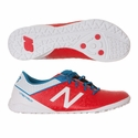 New Balance Visaro Control Turf Soccer Shoes - Red