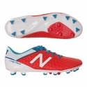 New Balance Visaro Pro FG Soccer Cleats - Red