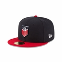 New Era U.S. Soccer 59FIFTY Country Fitted - Navy/Red