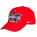 Nike 2017 US Youth Soccer Region IV Presidents Cup Hat - Red