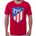 Nike Atletico Madrid Crest Tee - Gym Red