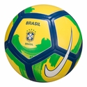 Nike Brazil Supporters Ciento Soccer Ball