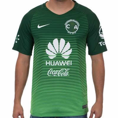 Nike Club America 2017/2018 Stadium Third Jersey - Click to enlarge