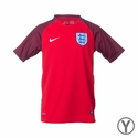 Youth Nike England 2016/2017 Stadium Away Jersey