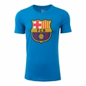 Nike FC Barcelona Core Crest Tee - Blue Lacquer