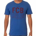 Nike FC Barcelona Squad Tee - Game Royal