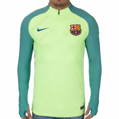 Nike FC Barcelona Strike Drill Top - Ghost Green - Click to enlarge