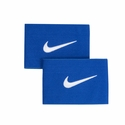 Nike Guard Stay II Soccer Straps - Varsity Royal