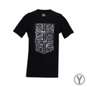 Nike Kid's Neymar Logo T-Shirt - Black