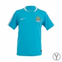 Nike Manchester City Youth Flash SS Training Top