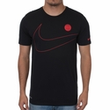 Nike Paris Saint-Germain Preseason Tee - Black