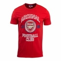 Puma Arsenal AFC Graphic Tee - High Risk Red