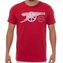 Puma Arsenal Cannon Graphic Tee - Chili Pepper