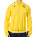 Puma Borussia Dortmund Walkout Jacket - Cyber Yellow