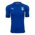 Puma Italy 2016 Authentic Home Jersey