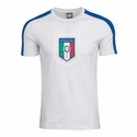 Puma Italy Fanwear Badge Tee - White