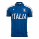 Puma Italy Fanwear Polo - Team Power Blue