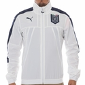 Puma Italy Vented Training Jacket - White