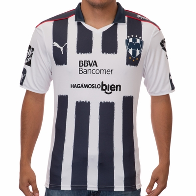 Puma Monterrey 2016/2017 Home Jersey - Click to enlarge