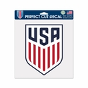 "U.S. Soccer 8""x8"" Decal"