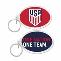 U.S. Soccer Crest Key Ring