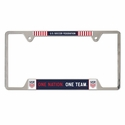 U.S. Soccer License Plate Frame