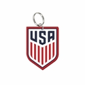 U.S. Soccer Premium Key Ring