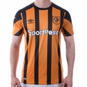 Umbro Hull City AFC 2017/2018 Home Jersey