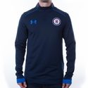 Under Armour Cruz Azul 1/4 Zip Training Top