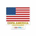 USA 2016 Copa America 11x17 Wood Sign