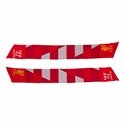 Warrior Liverpool Team Scarf - Red