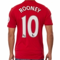 Wayne Rooney Manchester United 2016/17 Home Jersey