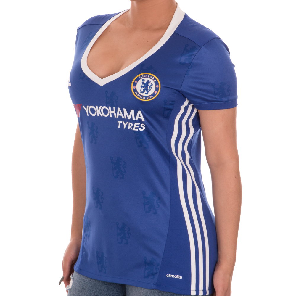 more photos 73556 1aa96 Chelsea Fc Womens Kit | RLDM