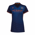 Women's adidas New York City FC 2017/2018 Away Jersey