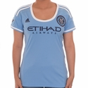 Women's adidas New York City FC 2016/2017 Home Jersey
