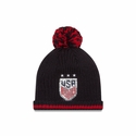 Women's New Era U.S. Soccer Sequin Frost Knit